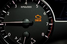 Check engine light common causes
