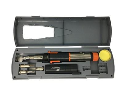 gas soldering